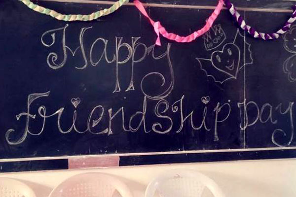 Friendship Day, on 01 Jul 2018